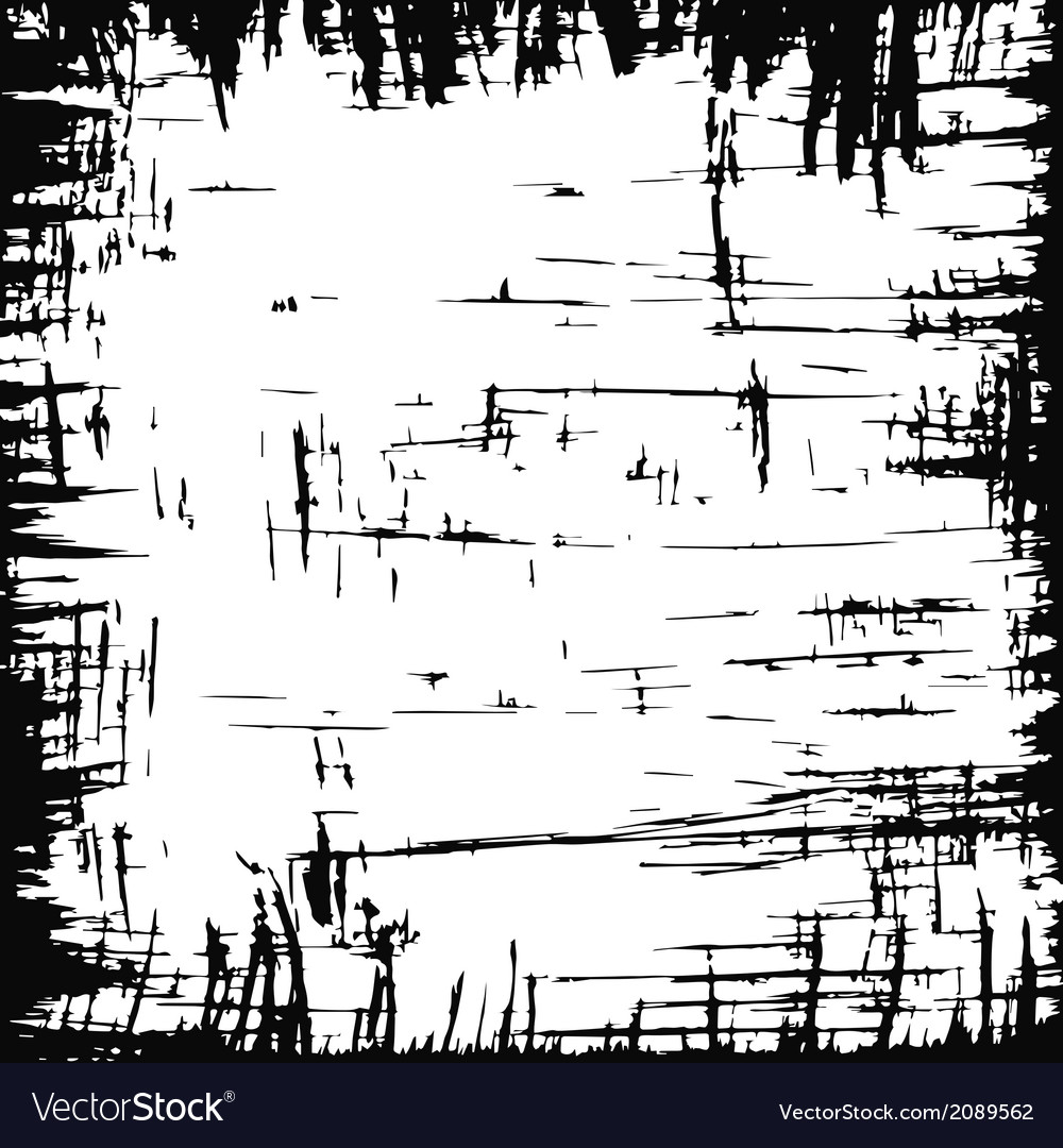 Scratched frame vector | Price: 1 Credit (USD $1)