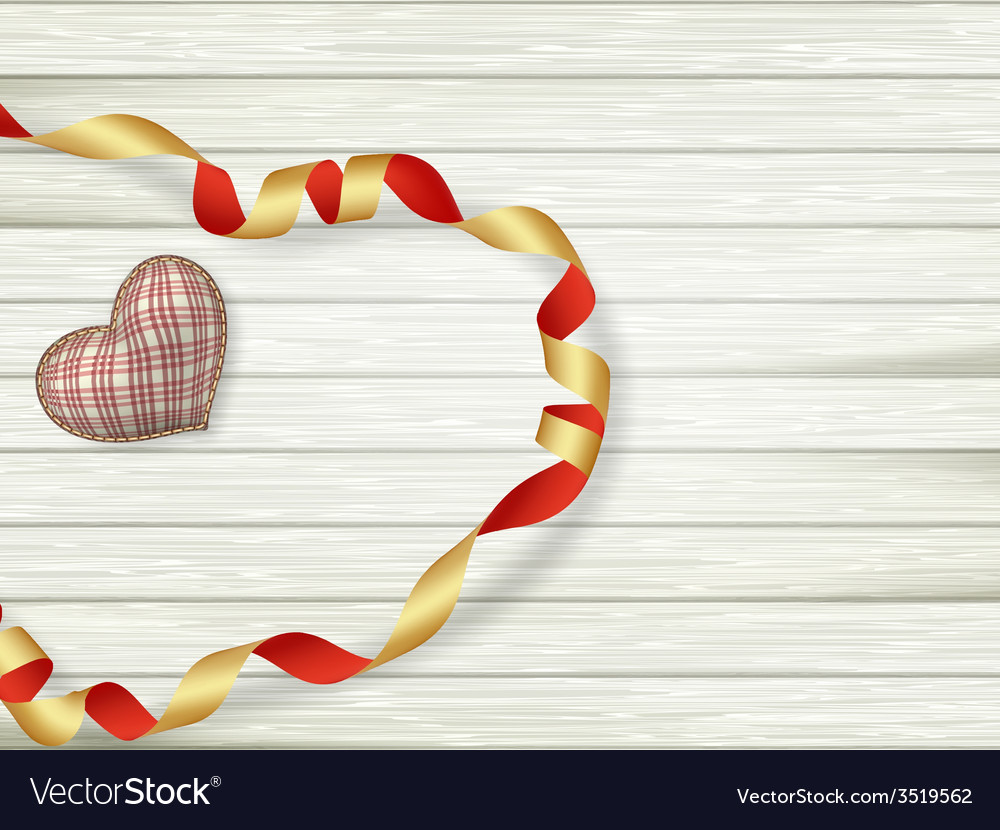 Valentines day toy heart eps 10 vector   Price: 1 Credit (USD $1)