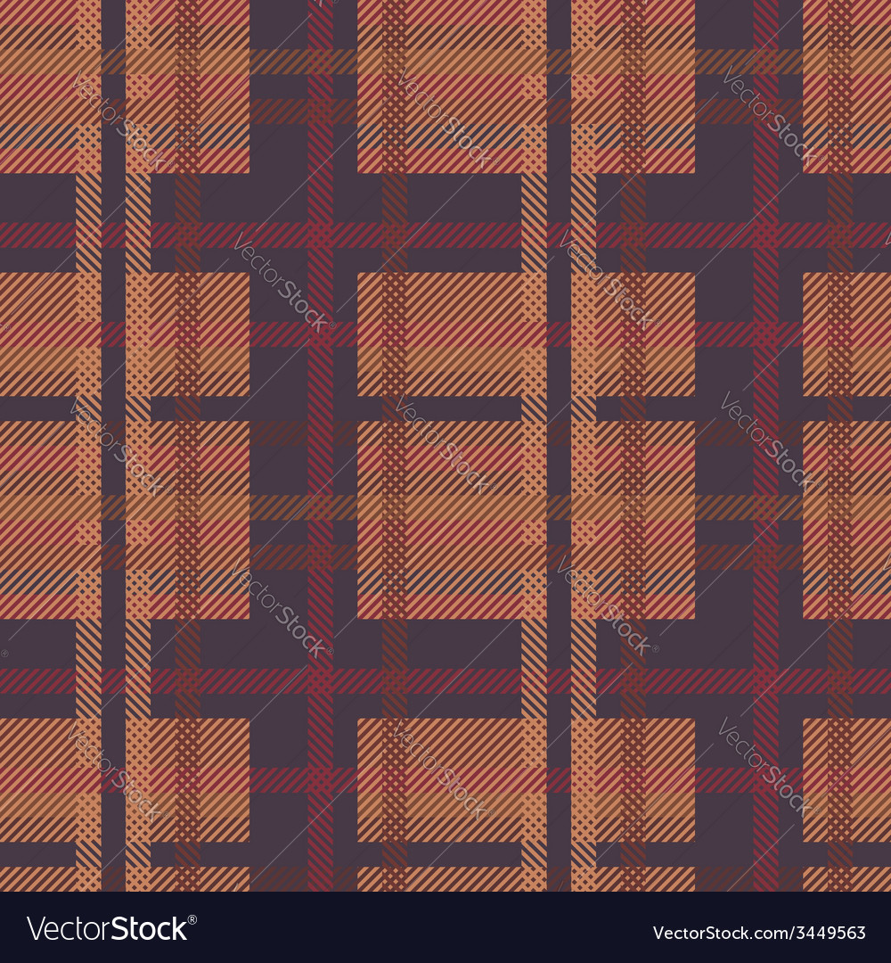 Tartan pattern background vector | Price: 1 Credit (USD $1)