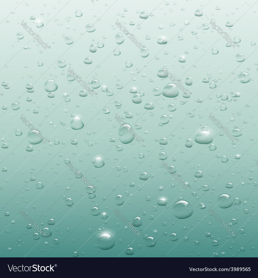 Background of bubbles in water vector | Price: 1 Credit (USD $1)