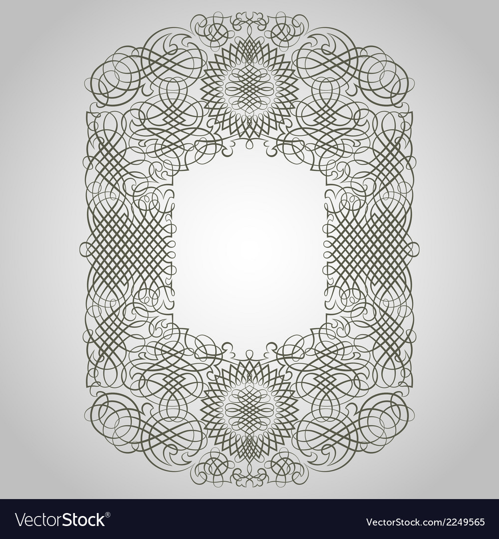 Decorframe vector | Price: 1 Credit (USD $1)