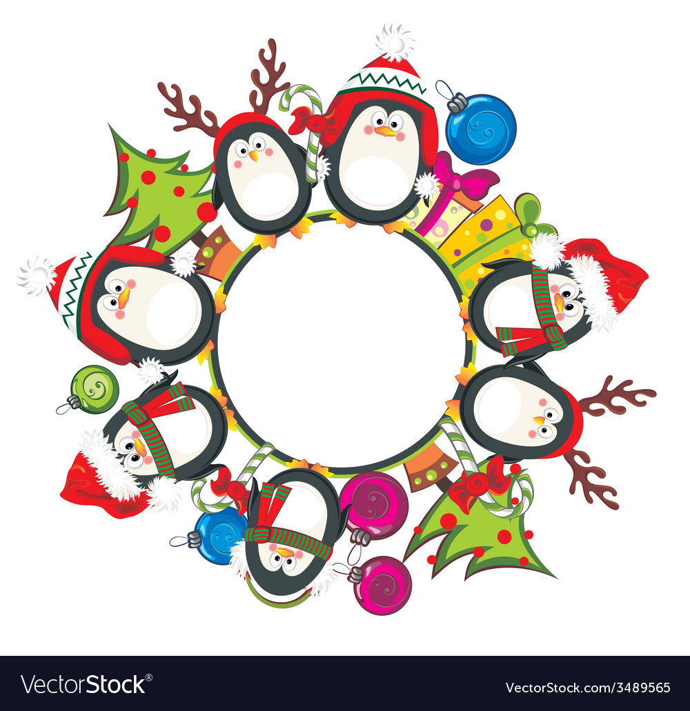 Merry christmas card vector   Price: 1 Credit (USD $1)