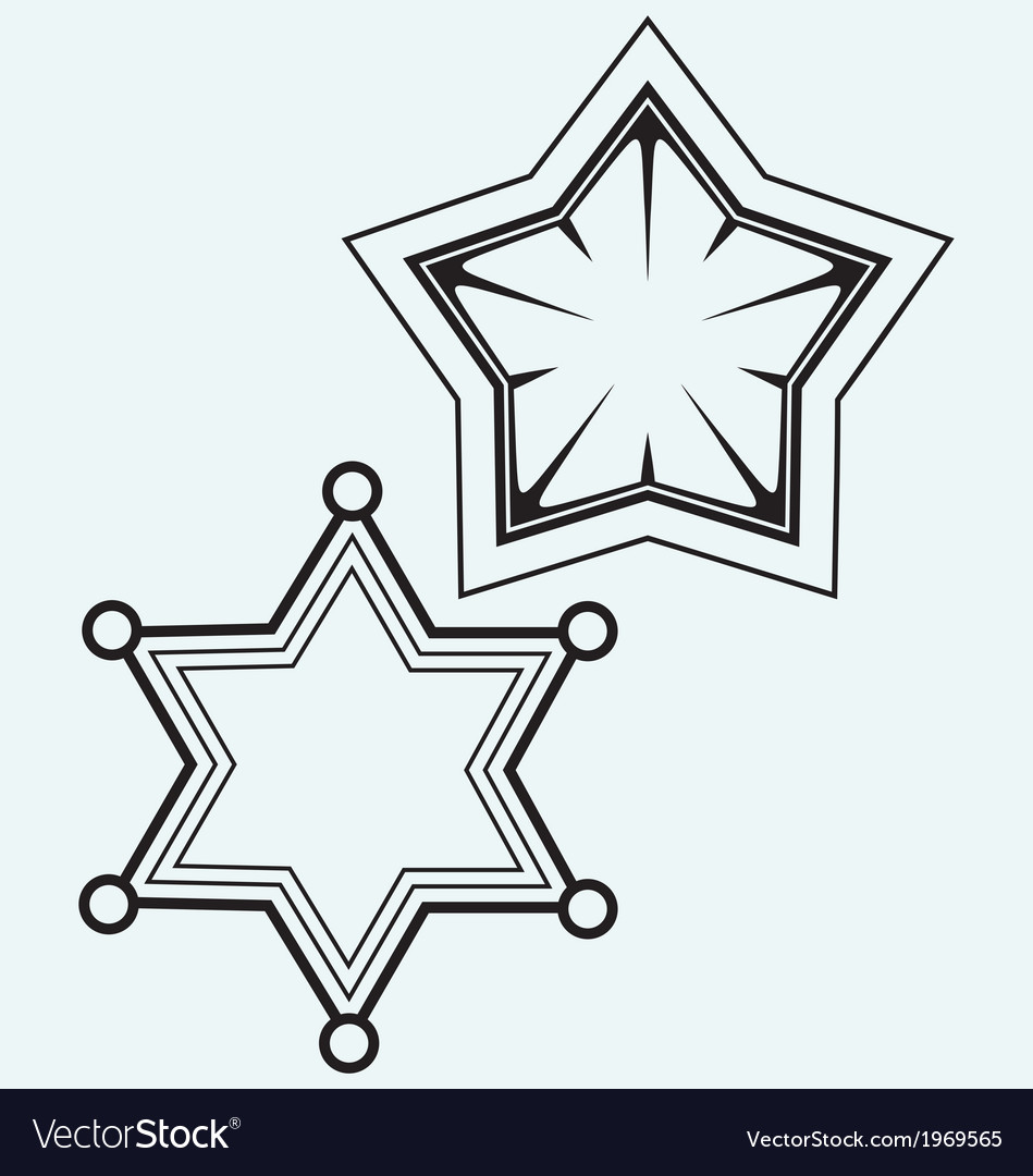 Star symbol vector | Price: 1 Credit (USD $1)