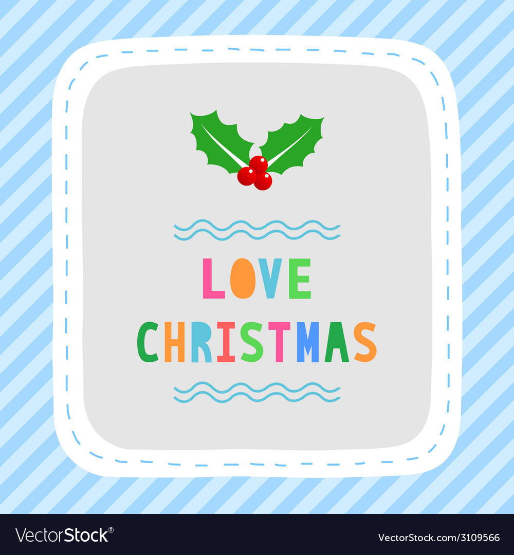 Merry christmas greeting card33 vector   Price: 1 Credit (USD $1)