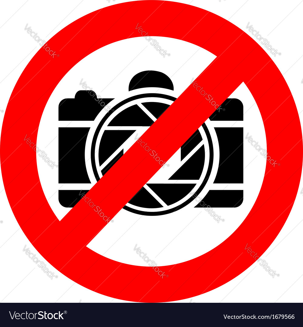 Photography restricted vector | Price: 1 Credit (USD $1)