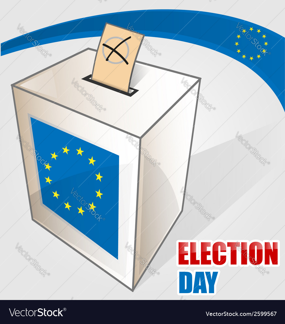 European election vector | Price: 1 Credit (USD $1)