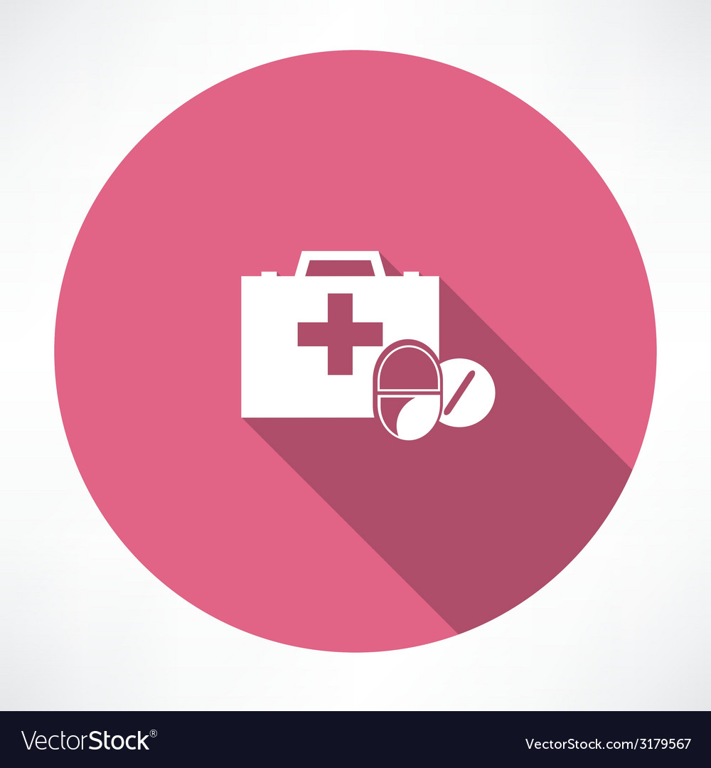 First aid kit box vector   Price: 1 Credit (USD $1)