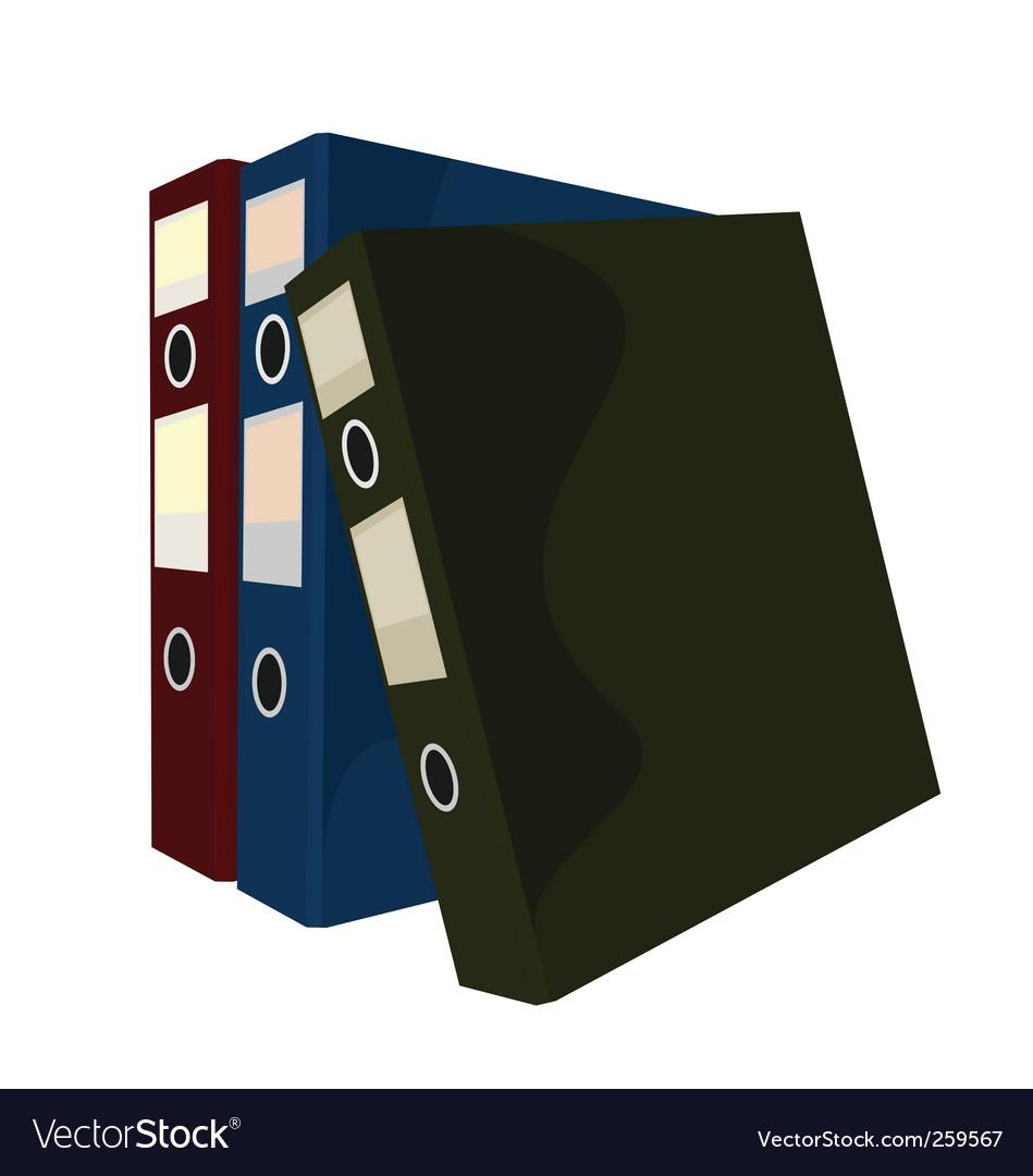 Folders vector   Price: 1 Credit (USD $1)