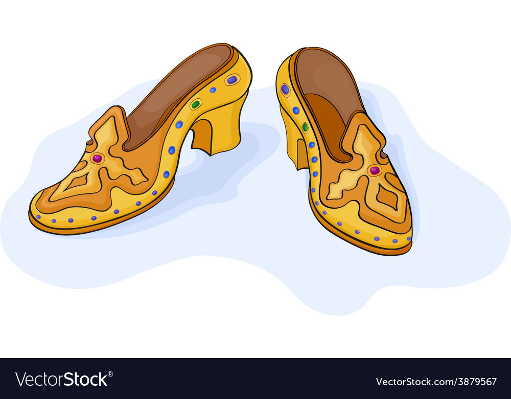 Magic shoes vector | Price: 1 Credit (USD $1)