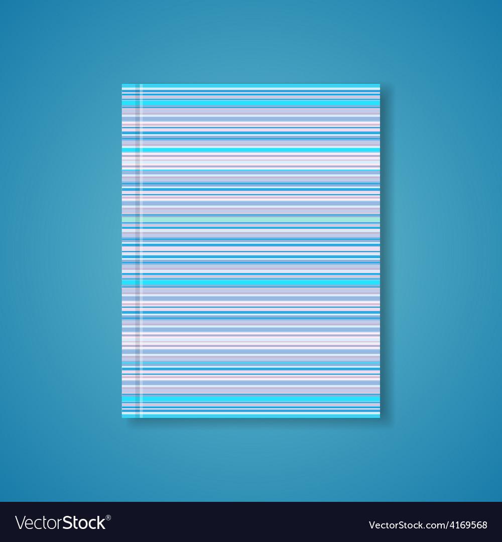 Brochure cover design vector | Price: 1 Credit (USD $1)
