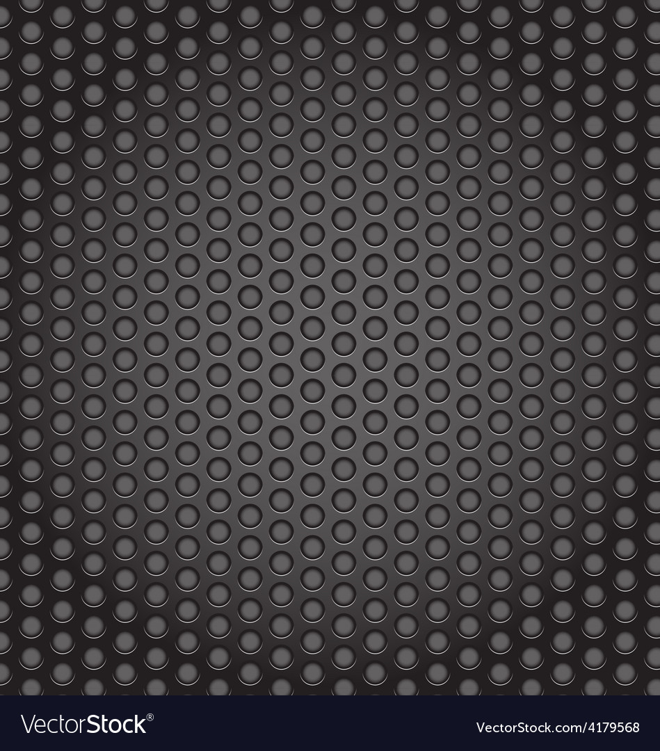 Web gray perforated metal abstract background vector   Price: 1 Credit (USD $1)