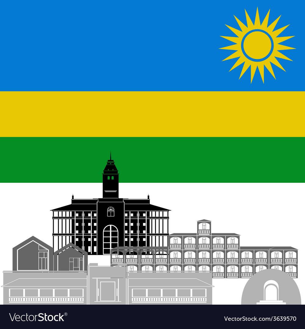Rwanda vector   Price: 1 Credit (USD $1)
