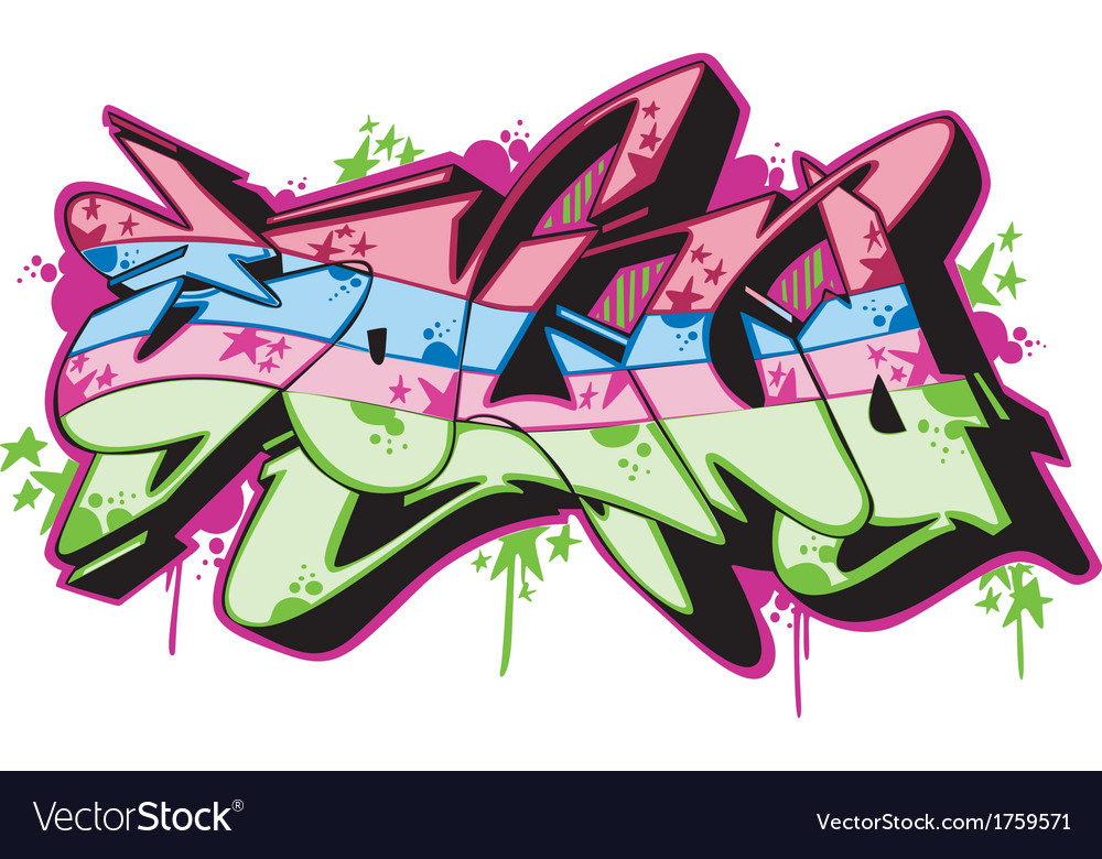 Graffito - sound vector | Price: 1 Credit (USD $1)