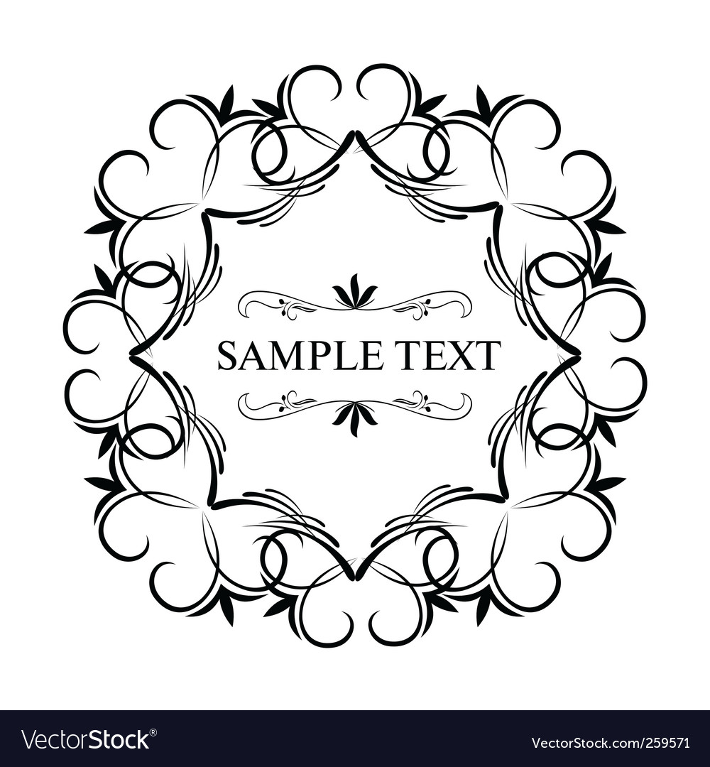 Luxury vintage vector | Price: 1 Credit (USD $1)