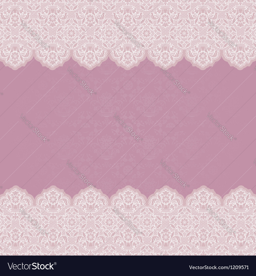 Wedding invitation ornament flowers vector | Price: 1 Credit (USD $1)