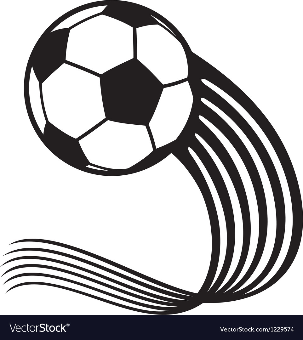 Football ball vector | Price: 1 Credit (USD $1)
