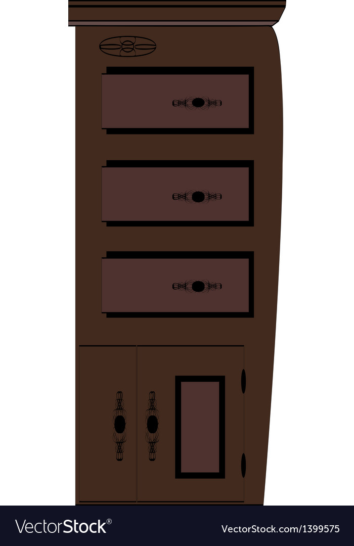 Icon chest vector | Price: 1 Credit (USD $1)