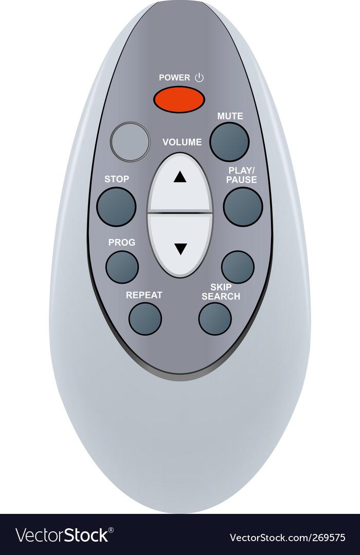 Remote control vector   Price: 1 Credit (USD $1)