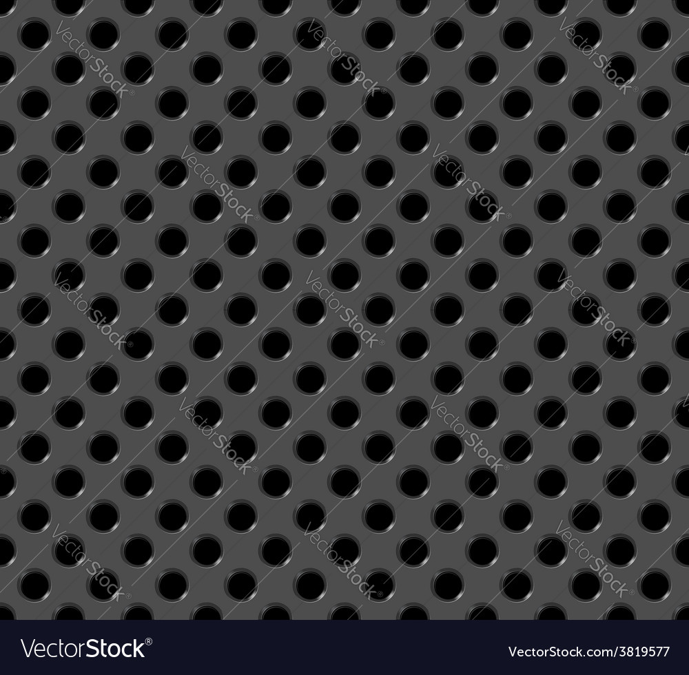 Metal grid seamless pattern vector | Price: 1 Credit (USD $1)