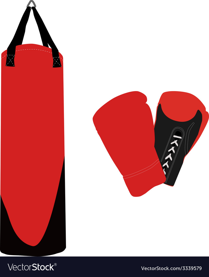 Boxing set vector   Price: 1 Credit (USD $1)