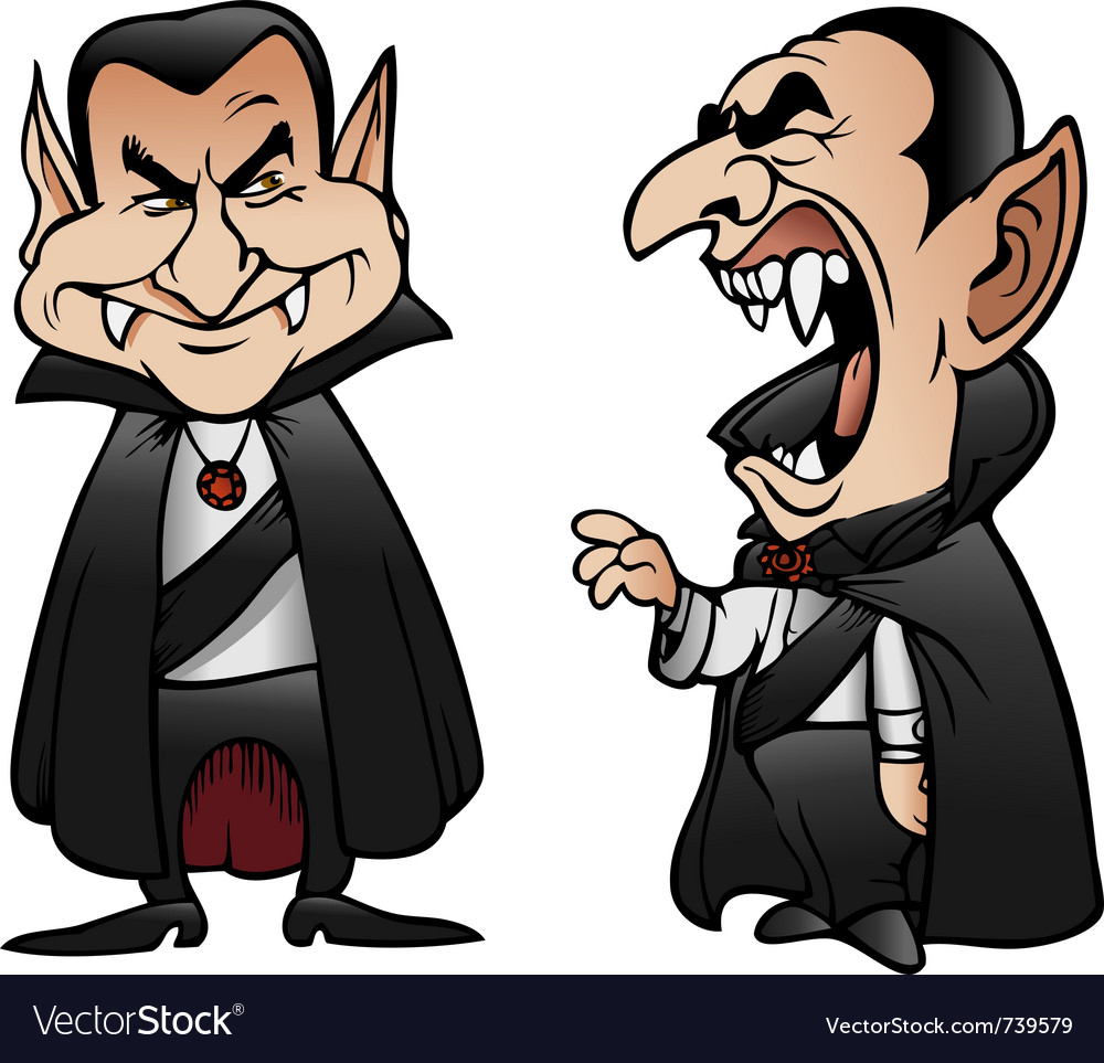Dracula vector | Price: 3 Credit (USD $3)
