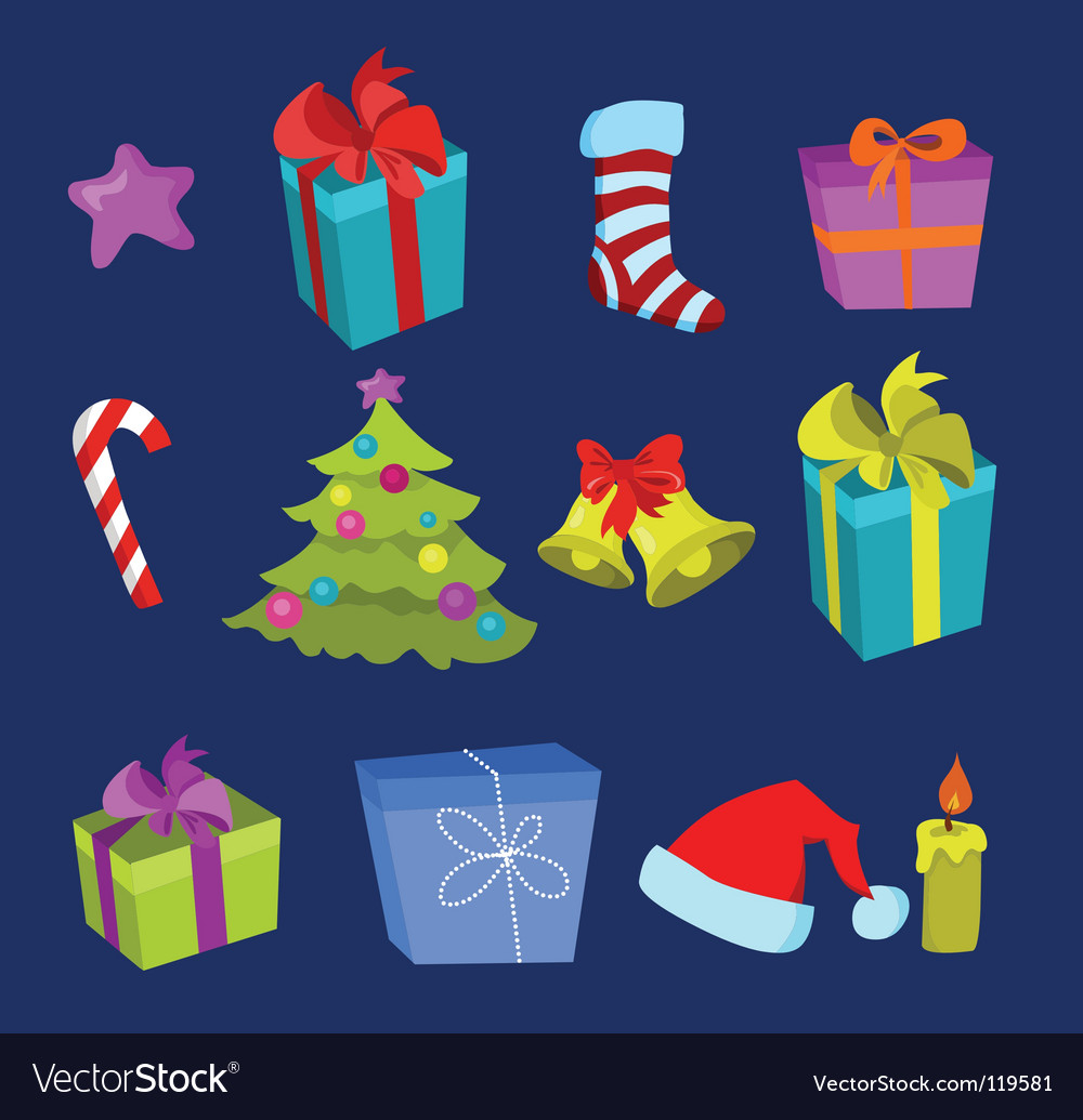 Xmas logo vector | Price: 1 Credit (USD $1)