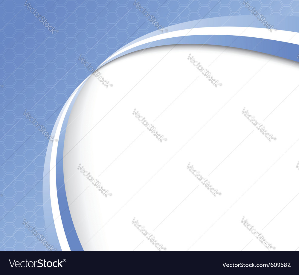Abstract blue background template vector | Price: 1 Credit (USD $1)