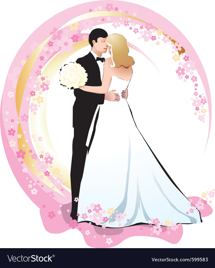 Marriage vector | Price: 1 Credit (USD $1)