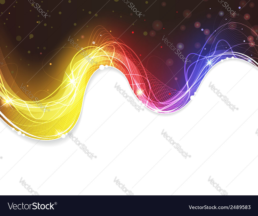 Mysterious lights vector   Price: 1 Credit (USD $1)