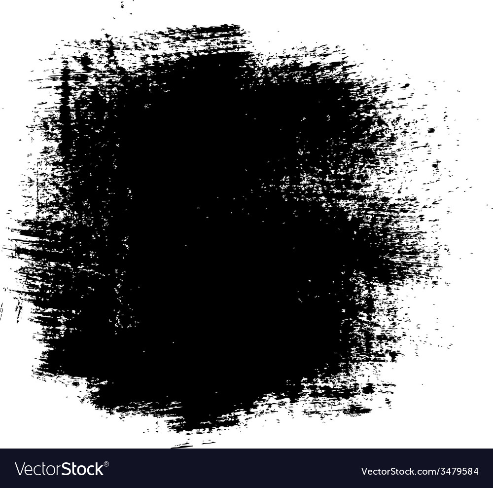 Black blot vector | Price: 1 Credit (USD $1)