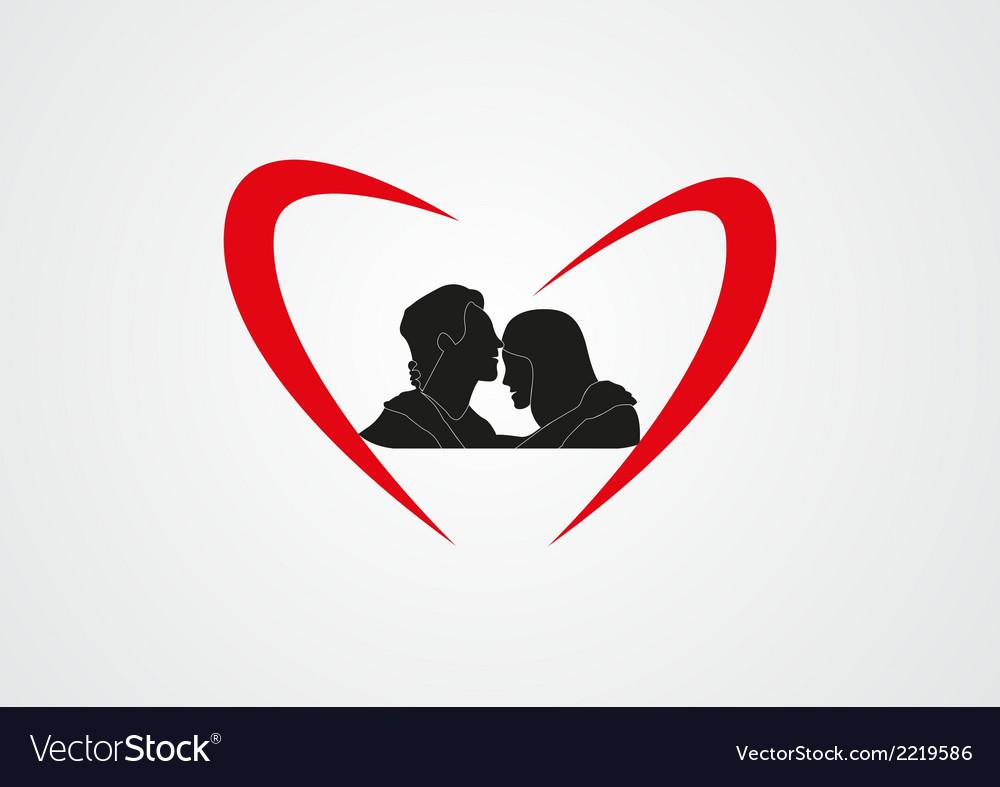 Love logo eps vector | Price: 1 Credit (USD $1)