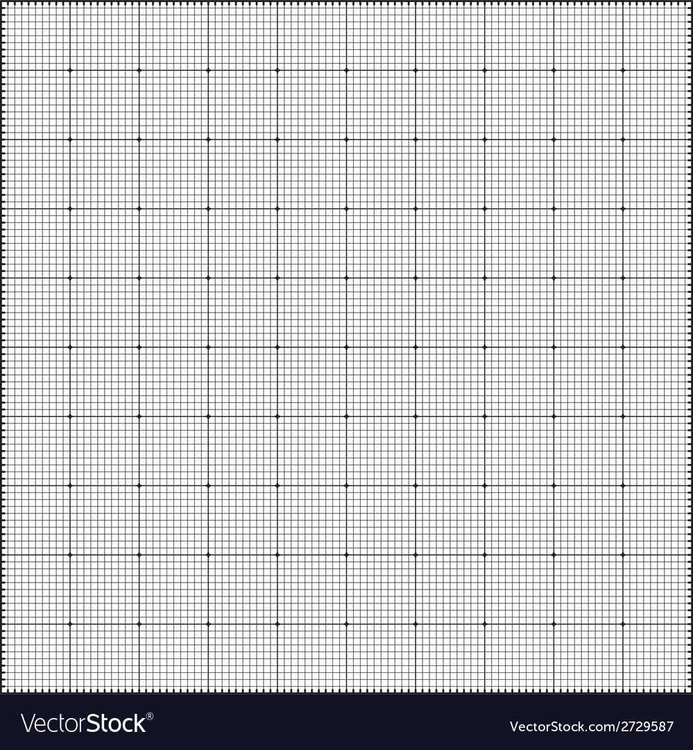 Square grid background vector | Price: 1 Credit (USD $1)