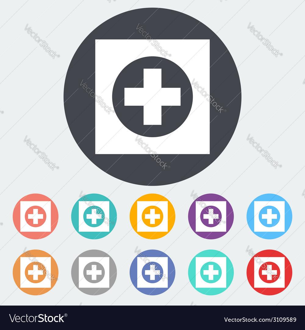 Hospital vector   Price: 1 Credit (USD $1)