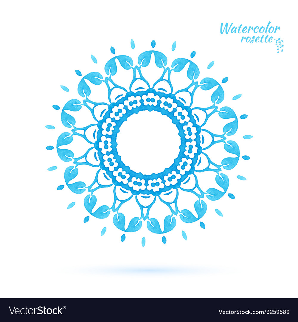 Laced snowflake vector | Price: 1 Credit (USD $1)