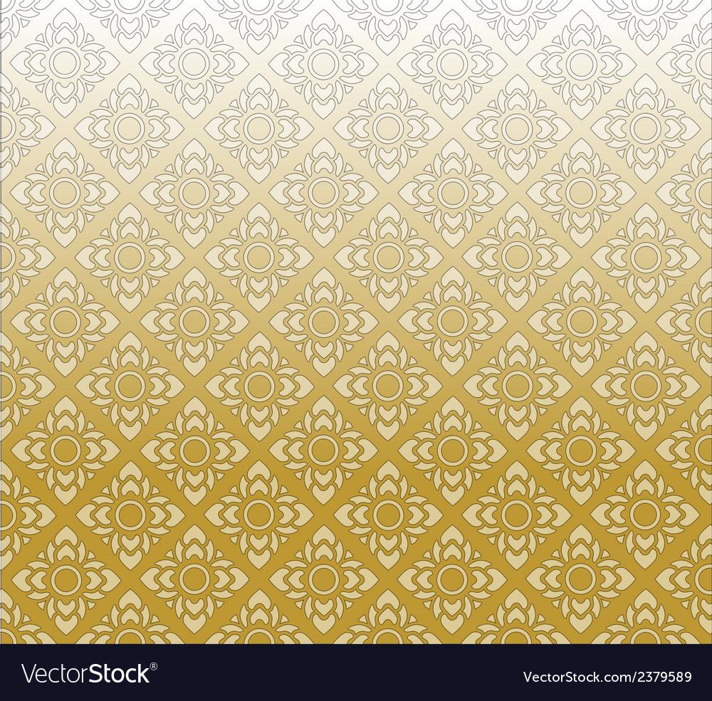 Thai texture vector | Price: 1 Credit (USD $1)