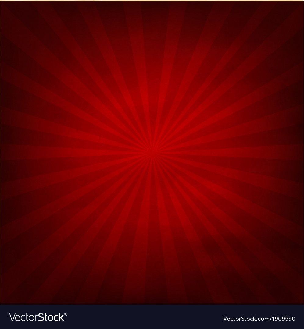 Red texture background with sunburst vector | Price: 1 Credit (USD $1)