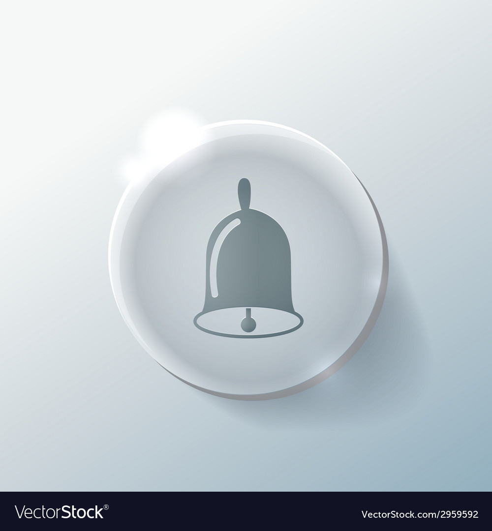 Bell first call a symbol of the school beginning vector | Price: 1 Credit (USD $1)