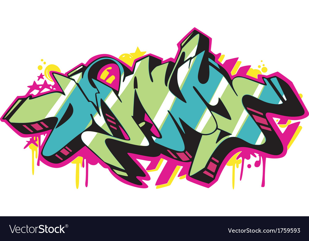Graffito - many vector | Price: 1 Credit (USD $1)