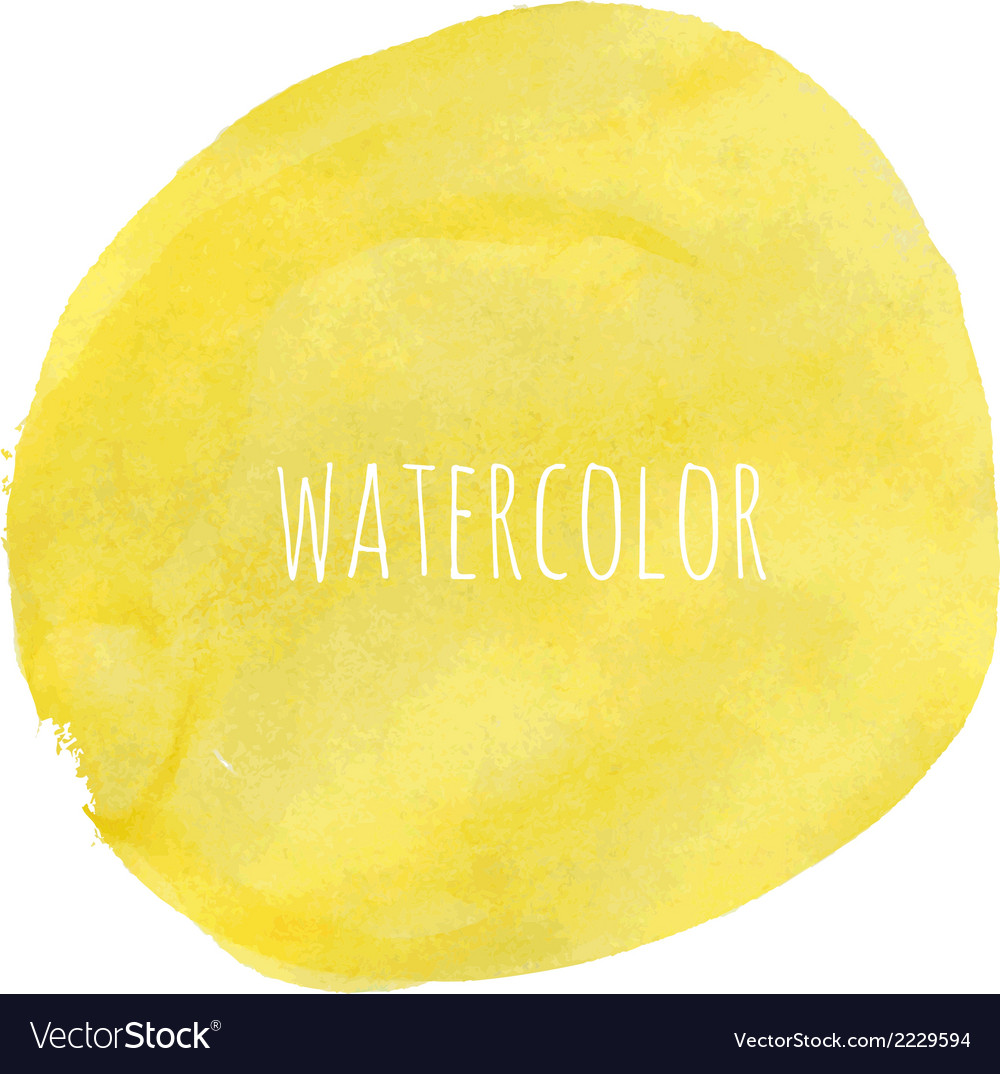 Pastel watercolor blob vector | Price: 1 Credit (USD $1)