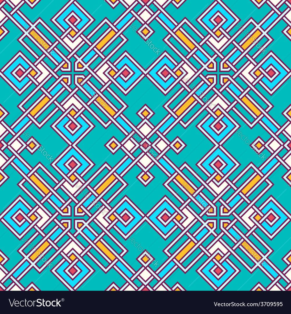 Tangled modern pattern vector | Price: 1 Credit (USD $1)