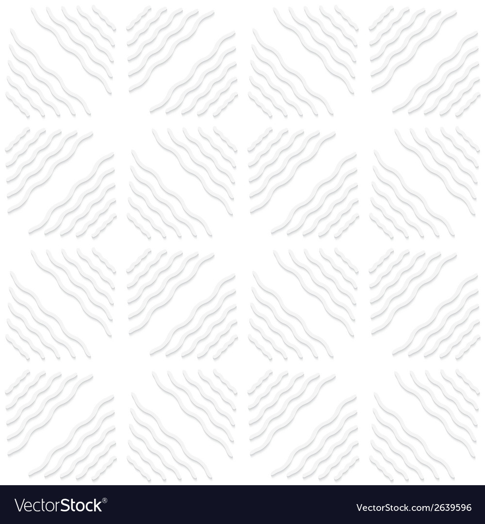 Diagonal white wavy lines pattern vector   Price: 1 Credit (USD $1)
