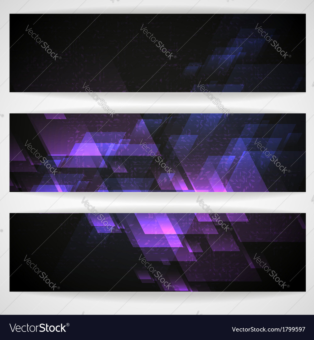 Abstract geometric shapes vector | Price: 1 Credit (USD $1)