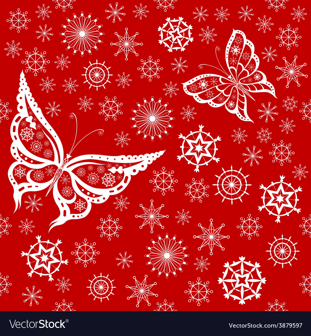 Background of abstract butterflies flying vector   Price: 1 Credit (USD $1)
