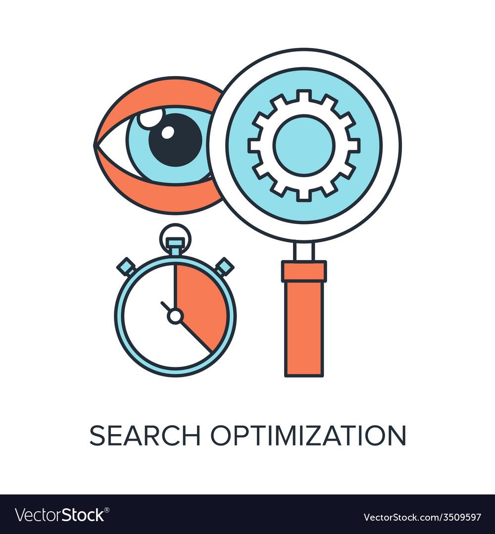 Search optimization vector | Price: 1 Credit (USD $1)