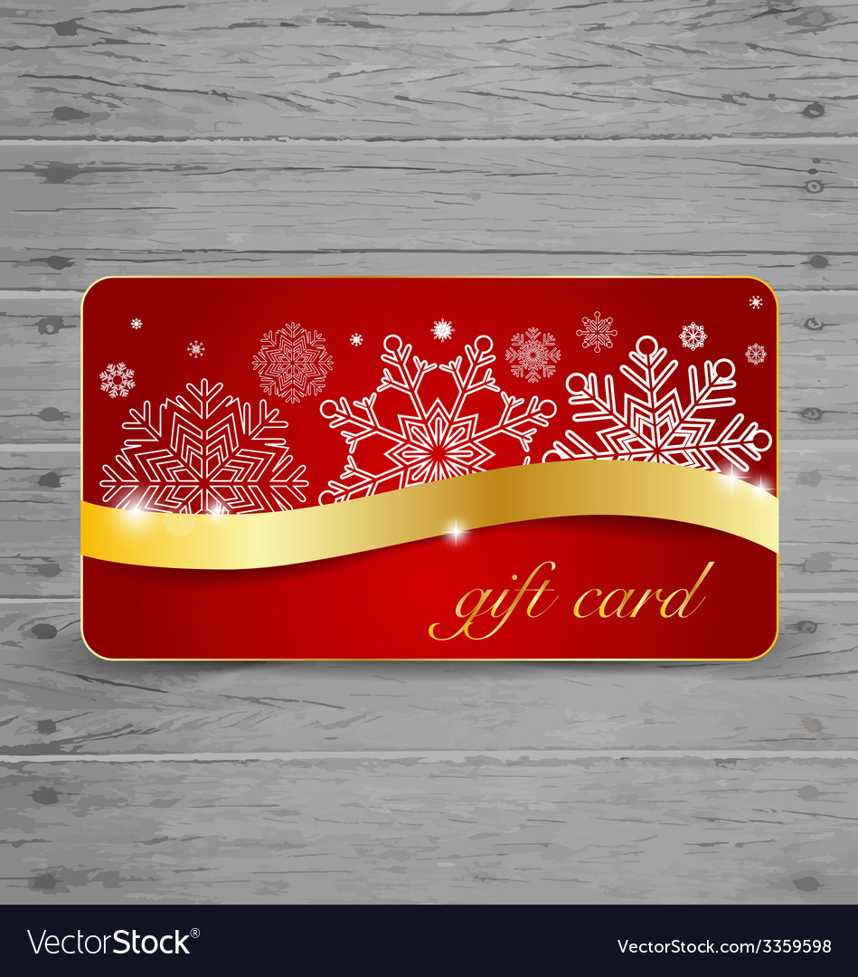 Holiday gift coupons vector | Price: 1 Credit (USD $1)