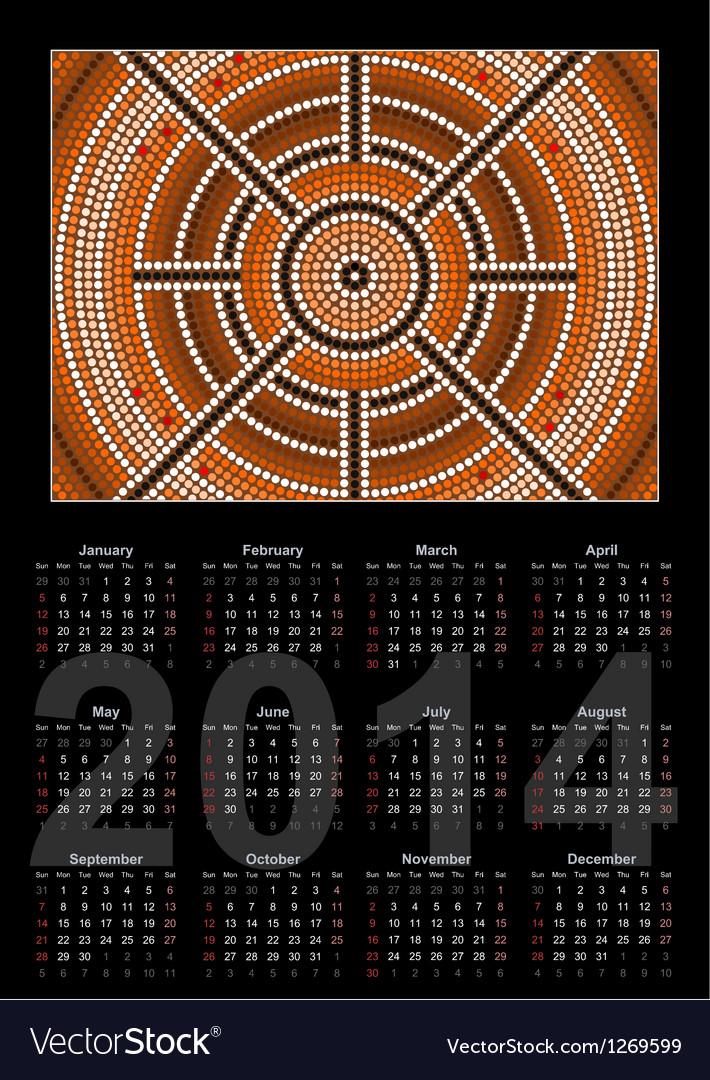 Center kalendar schwarz 380 vector   Price: 1 Credit (USD $1)