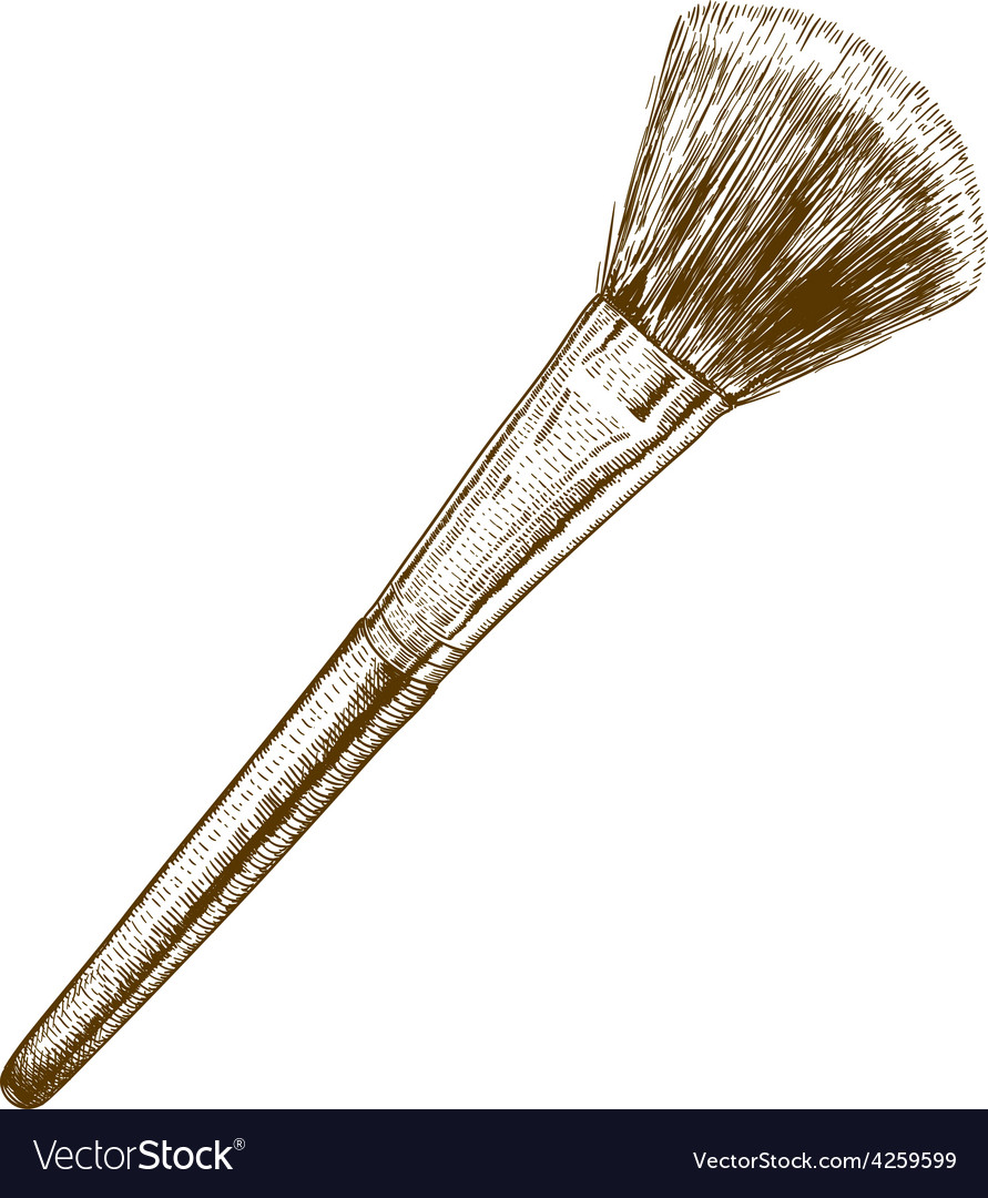 Engraving brush vector | Price: 1 Credit (USD $1)