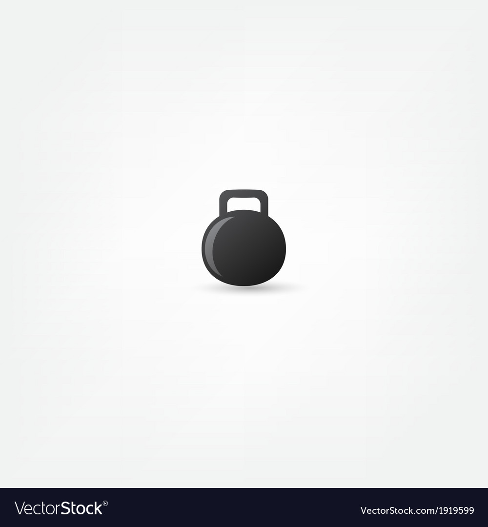 Weight icon vector   Price: 1 Credit (USD $1)