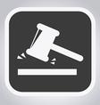 Judge design vector