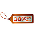 A discounted tag vector